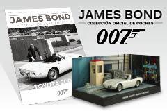 "Colección Coches James Bond. Sábado 18 ""TOYOTA 2000 GT"" por sólo 9,95"