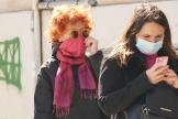 La bufanda puede proteger también de un posible contagio