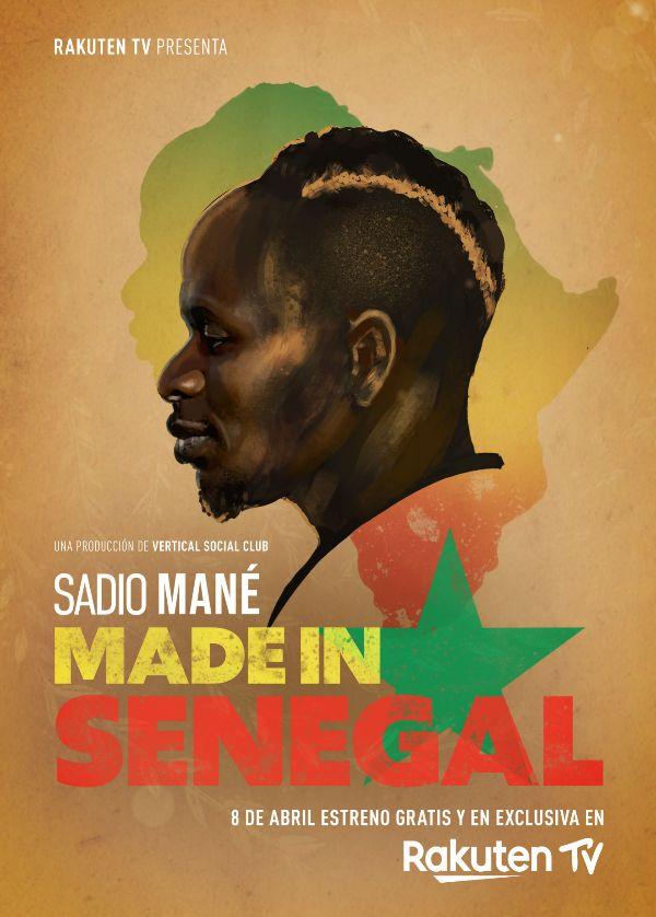 De una aldea del sur de Senegal a ganar la Champions League: la vida de Sadio Mané, en un documental