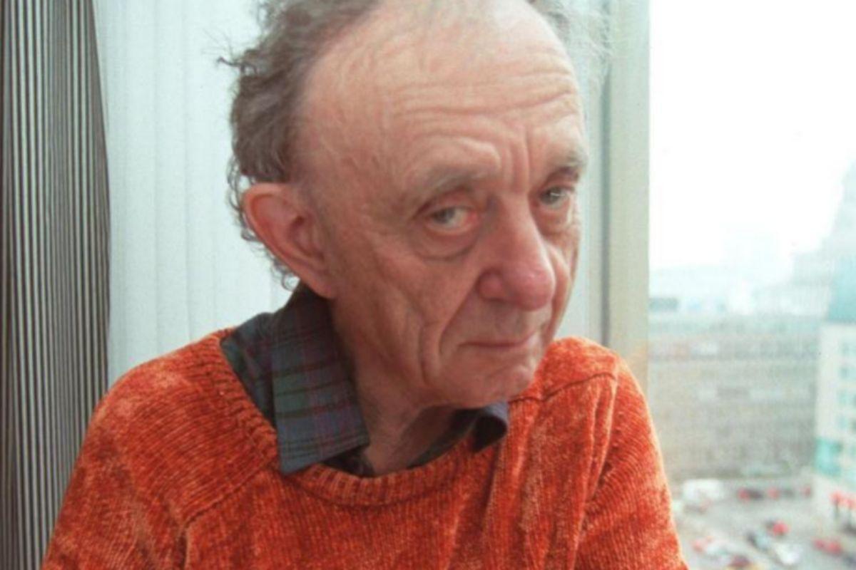 El documentalista Frederick Wiseman.