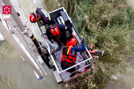 Hallan un cadáver en el río Mijares donde buscaban a un hombre que desapareció al ir al trabajo
