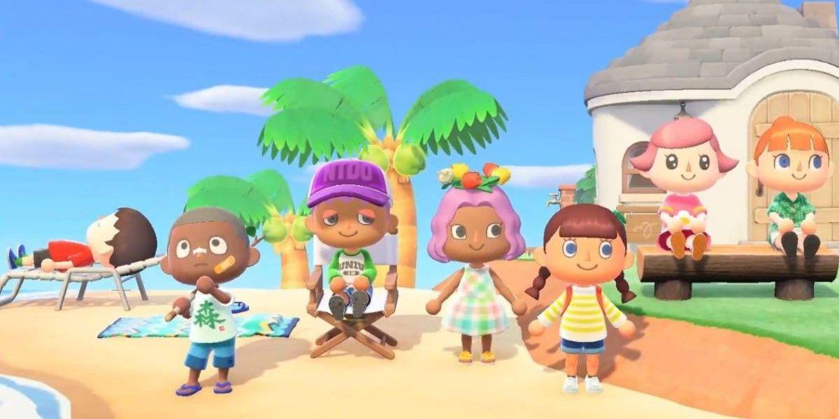 ';Animal Crossing: New Horizons'; es la novena entrega de la saga.