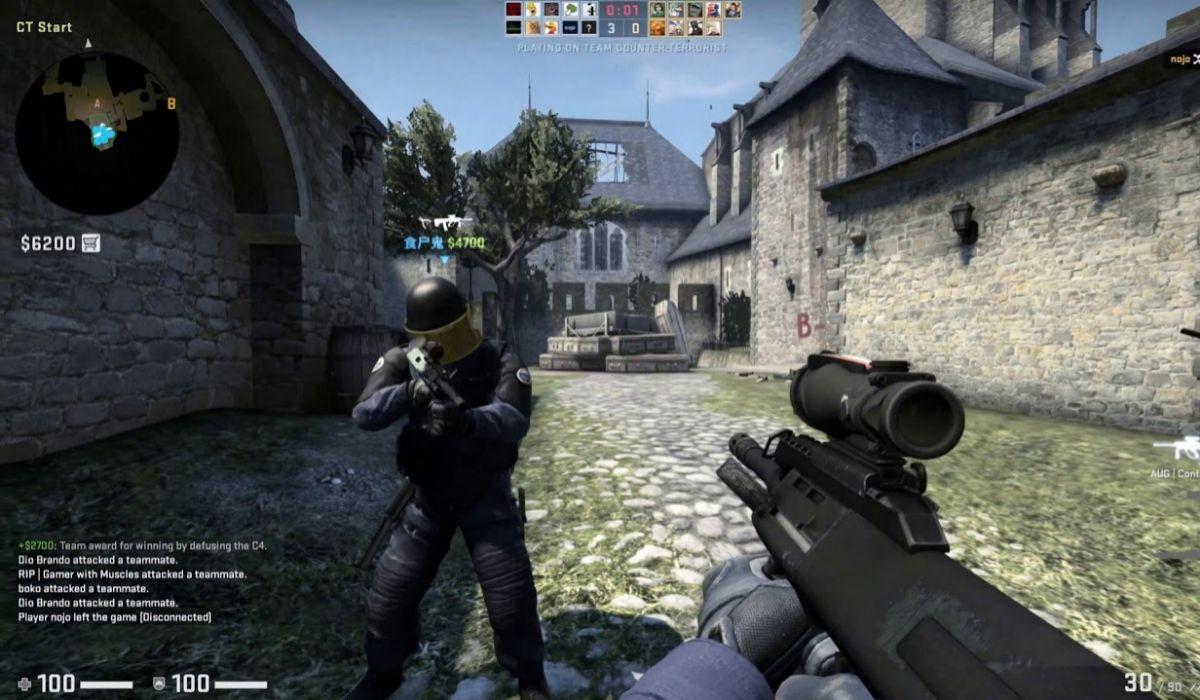 ';Counter Strike: Global Offensive'; de 2012 sigue batiendo récords.