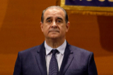 Francisco Pardo Piquera, director general de la Policía, en un acto el pasado diciembre.