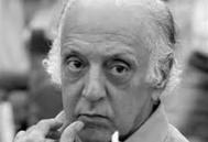 El poeta cubano César López.