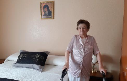 """La 'muerte' de Teodora que duró una noche: """"Sólo la habían cambiado de planta"""""""