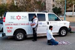 Judíos y árabes, codo con codo contra el virus en Israel
