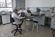 Parte del equipo investigador de la empresa Genetic Analysis Strategies, con base en Elche y especializada en la creación de test PCR