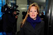 Leire Pajín, cuando era ministra de Sanidad, en 2010.