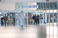 Urgencias del Hospital del Mar de Barcelona.