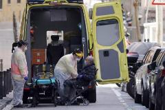 Los sindicatos alertan del riesgo «continuo» de contagio de coronavirus en las ambulancias en Cataluña