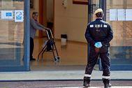 Guerra abierta entre Torra y ERC por la mala gestión de las residencias