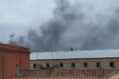 Revuelta de 300 presos en la cárcel de Ocaña 1 para exigir más medidas sanitarias frente al coronavirus