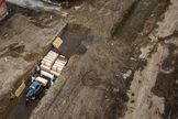 Drone pictures show bodies being buried on New York's lt;HIT gt;Hart lt;/HIT gt; lt;HIT gt;Island lt;/HIT gt; amid the coronavirus disease (COVID-19) outbreak in New York City