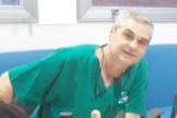 Esteban Peñarrubia, en una imagen distribuida por el hospital.