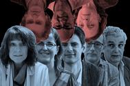 Los ocho 'sabios' del presidente contra el coronavirus: tres de ellos fueron negacionistas  al principio de la pandemia