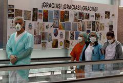 España  mantiene la tendencia  a la baja en muertes por Covid-19: suma otras 510