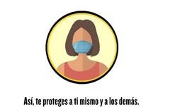Estas son las horas y los puntos de entrega de las mascarillas el lunes y el martes en Madrid