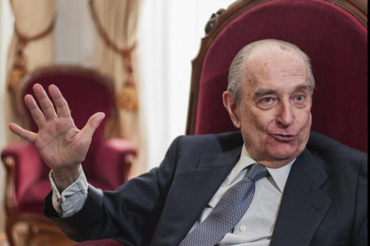 Muere Landelino Lavilla, consejero de Estado y presidente del Congreso durante el 23-F