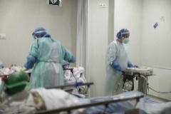 Vuelve a bajar la cifra de muertos por coronavirus: 517 fallecidos en las últimas 24 horas