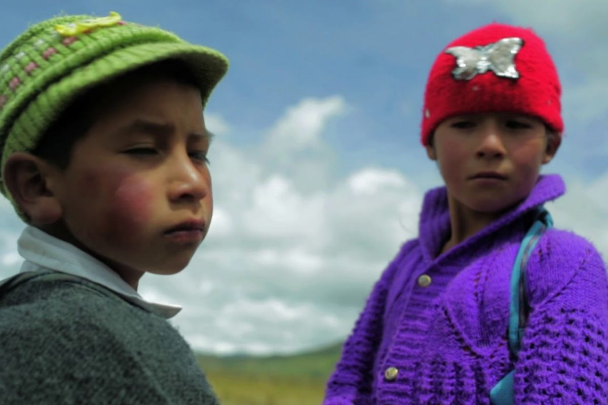 'Bienvenidos' es el corto que dirige Javier Fesser.