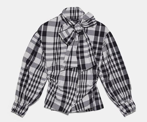 Ruina transacción Orgullo  Esta camisa de Zara estiliza y la llevarás tanto con vaqueros como a una  boda | Moda