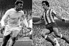 José Emilio Santamaría, Javier Irureta y Carles Rexach.