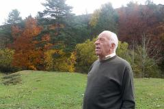 Luciano, el hombre fallecido por coronavirus, en una imagen del archivo familiar.
