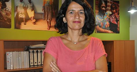 Elena Martínez, subdirectora de la Fundación Codespa.