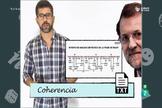 RTVE usa en un programa educativo frases de Rajoy como ejemplo de incoherencia lingüística