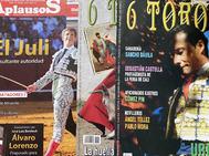 Revistas taurinas '6 Toros 6' y 'Aplausos'