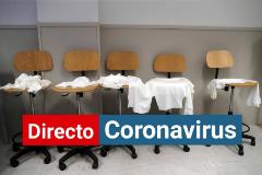 Donación de telas para la confección de ropa para los sanitarios por parte de voluntarios de la Universidad Rey Juan Carlos de Madrid