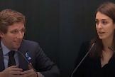 Rita Maestre sorprende con su discurso de apoyo al alcalde Almeida