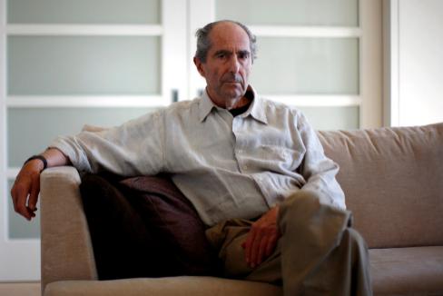 Philip Roth, en Nueva York, en 2010.