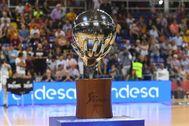 Así se resolverá la ACB: un torneo con 12 equipos en una sede única