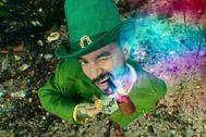 J Balvin en el vídeo de Verde, su nuevo single