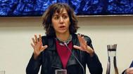 Irene Lozano, durante una intervención.