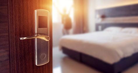 Los hoteles adoptarán nuevas medidas de higiene.