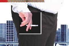 Fumador, con sobrepeso, bebedor: así es el paciente perfecto para el Covid-19