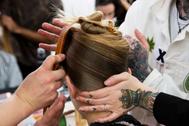 Descubrimos cómo se cuidan las melenas las expertas en pelo cuando no tienen nuestras cabezas entre sus manos... Foto: IMAXTREE.