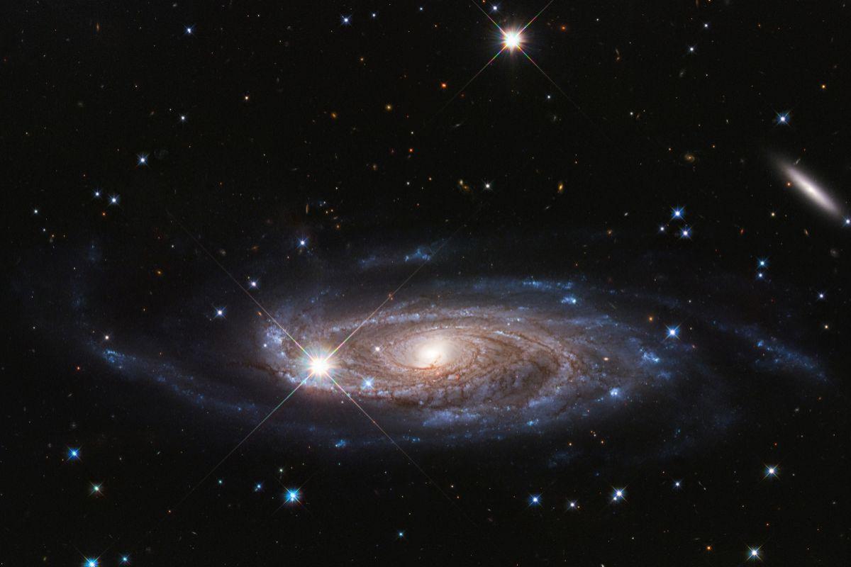 La galaxia de Rubin.