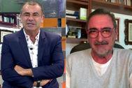 Carlos Herrera cuenta en Sálvame en qué programa de Mediaset le gustaría participar