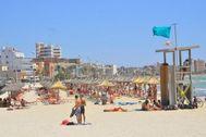 Las pernoctaciones hoteleras se hundieron un 68% en Baleares en marzo con la crisis del coronavirus