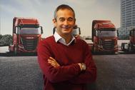 Ruggero Mughini, director de Iveco en España y Portugal