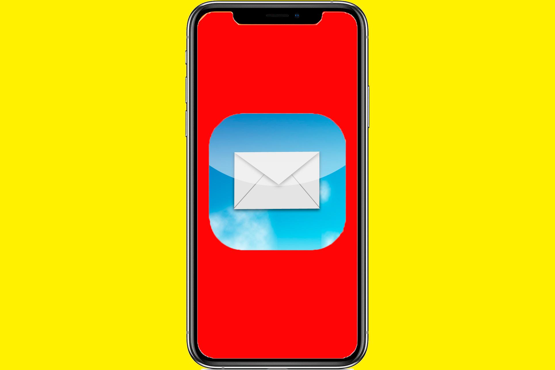 Alertan de un importante fallo de seguridad en su app de correo electrónico