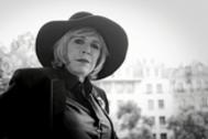 La cantante Marianne Faithfull, en una imagen de archivo.