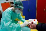 Galicia inicia el estudio epidemiológico del coronavirus.