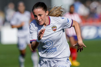 Ona Batlle, jugadora del Levante.