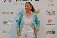 Sandra García-Sanjuán, creadora del Festival Starlite.