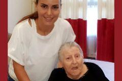 """Así se coló Lidia en la residencia para dar el último adiós a su abuela con Covid: """"Todo era un desastre"""""""